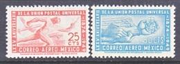Mexico  C 203-4    **   UPU - Mexico