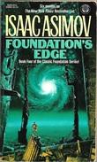 DEL REY Science Fiction - ASIMOV, Isaac - Foundation's Edge (TBE) - Romans