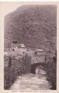 Carte Postale : Val D'Aran  Valle De Aran     -     Pontau   Puente Y Lavadero                  Foto Solé - Espagne