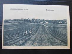 AK WEISSENALBERN KIRCHBERG Am Walde B. Gmünd 1940 // D*22992 - Gmünd