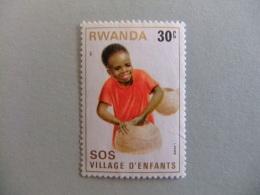 RWANDA REPUBLIQUE RWANDAISE 1981 NIÑOS Sos KIGALI Yvert Nº 985 Nuevo - Rwanda