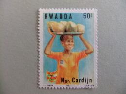 RWANDA REPUBLIQUE RWANDAISE 1983 ACTIVIDADES De La JUVENTUD  Portador De Recogida Yvert Nº 1111 Nuevo - Rwanda