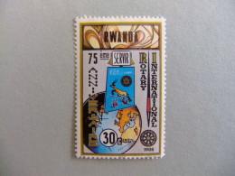 RWANDA REPUBLIQUE RWANDAISE 1980 ROTARY INTERNACIONAL Yvert Nº 926 Nuevo - Rwanda