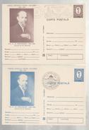 MEDICINE DOCTOR ION NANU-MUSCEL   JUBILEE HOSPITAL BUCHAREST COLTEA-1704-1979, - Medicine