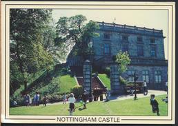 °°° 2009 - UK - NOTTIGHAM CASTLE - 1994 With Stamps°°° - Nottingham