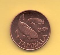 MALAWI - 1 Tambala 2003 SC  KM33 - Malawi