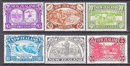 NEW  ZEALAND  950-55   **  N.Z.  HERITAGE - New Zealand