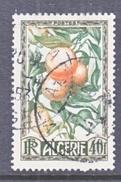 FRENCH  ALGERIA  231  (o)  FRUITS  ORANGES  LEMONS - Algeria (1924-1962)