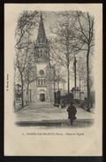 Saint Paul Cap Joux Place De L Eglise - Saint Paul Cap De Joux