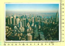 CPM, ETATS-UNIS NEW YORK: Vue Aérienne - Multi-vues, Vues Panoramiques