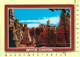 CPM, ETATS-UNIS UTAH: Bryce Canyon National Park, Queen Victoria - Bryce Canyon