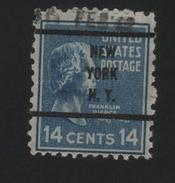 UAS 478 SCOTT 819 NEW YORK NY - Estados Unidos