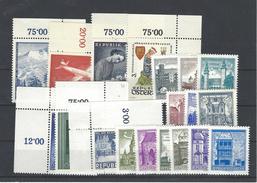 Jahrgang 1958 Kpl. Postfrisch