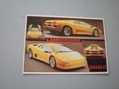 Lamborghini Diablo - Voitures De Tourisme