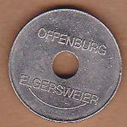 AC -  OFFENBURG ELGERSWEIER CLEAN PARK TOKEN JETON - Monedas/ De Necesidad