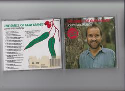John Williamson - THE SMELL OF GUM LEAVES - Original CD - Country & Folk