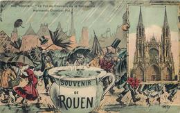 ROUEN - Souvenir De Rouen,pot De Chambre De La Normandie. - Rouen