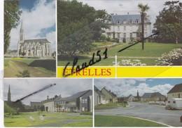 ETRELLES (35) La Maison De Retraite - L'Eglise -Les Lotissements. - Francia