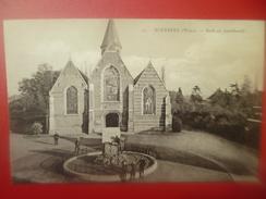 Moerbeke-Waes : Kerk En Standbeeld (M1) - Moerbeke-Waas