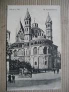 DEUTSCHLAND      -    COLN    St. APOSTELNKIRCHE       TRES  ANIME      TTB - Koeln