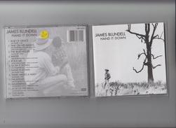 James Blundell - HAND IT DOWN - Original CD - Country & Folk