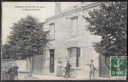 CPA 28 - Fresnay-l'Evêque, Le Bureau De Poste - Sonstige Gemeinden