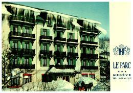 MEGEVE , Hotel Du Parc - Megève