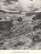 1948 - Héliogravure - Belmont (Bas-Rhin) - Paysage Du Ban De La Roche - FRANCO DE PORT - Old Paper