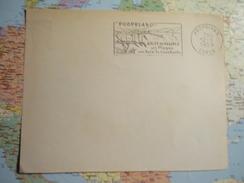 Propriano 12/09/1959 Corse / Devant De Lettre - Postmark Collection (Covers)