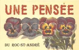 56 - MORBIHAN / Fantaisie Moderne - CPM - Format 9 X 14 Cm - Roc Saint André - France