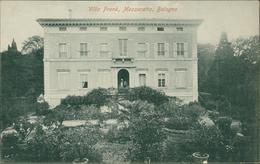 AK Bologna, Villa Frank, Mezzaratta, Um 1911 (2187) - Bologna