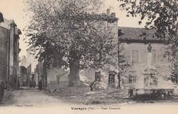 CPA - Varages - Place Casseudi - Sonstige Gemeinden