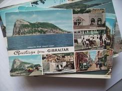 Gibraltar With Greetings - Gibraltar