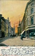 AK Duisburg-Ruhrort, Fabrikstrasse, O 1907 (2175) - Duisburg