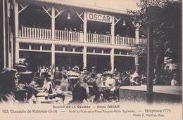BRUXELLES  - Casino De La Cambre - Chez OSCAR - Photo E; Matthys, Bruxelles - Bosques, Parques, Jardines