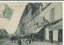 75 PARIS Rue Du Faubourg Saint Antoine , Façade Pharmacie - Distretto: 11