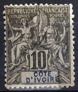 COTE D'IVOIRE              N° 5                   NEUF* - Unused Stamps