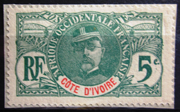 COTE D'IVOIRE              N° 24                   NEUF SANS GOMME - Unused Stamps