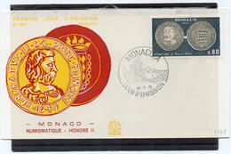 """Monaco 1975 Belle Fdc Monaie Numismatique Florin """"Honoré II"""" (01208) - FDC"""