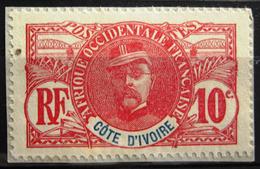 COTE D'IVOIRE              N° 25                   NEUF SANS GOMME - Unused Stamps