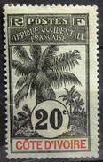 COTE D'IVOIRE              N° 26                   NEUF SANS GOMME - Unused Stamps