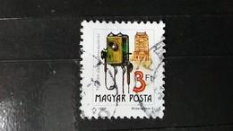RARE 3FT FORINT MAGYAR 1989 HUNGARY TELEFON USED STAMP TIMBRE - Hungary