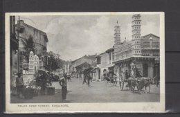 Singapore - Telok Ayer Street  - Timbre D'Indochine N° 28 Oblitéré ° - Singapore