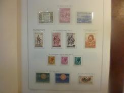DEPART 1 EURO ! ITALIE SUPERBE COLLECTION NEUVE XX A PARTIR DE 1960. (1632) 2 KILOS 300 ! 96 PAGES - 1946-.. République