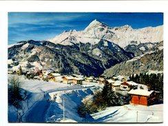 Cp - CREST VOLAND (73) - Vue Générale Et  Le Mont Charvin - Francia