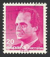 Spain, 20 P. 1987, Sc # 2432, Mi # 2761, Used. - 1931-Aujourd'hui: II. République - ....Juan Carlos I