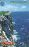*CAYMAN ISLANDS* - 163CCID - Scheda Usata - Cayman Islands