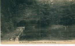 58 - La Machine : L' Etang Grainetier - Autres Communes