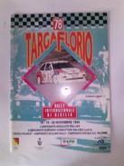 X 78 TARGA FLORIO 1994 RALLY INTERNAZIONALE NUMERO UNICO RRR 32 PAG - Car Racing - F1