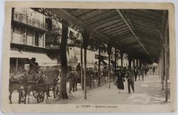 CPA Vichy Galerie Couverte 1929 - Vichy